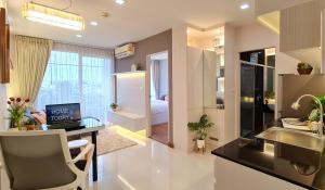 ขายคอนโดลาดกระบัง สุวรรณภูมิ : Home sweet home … Condo ฟังก์ชั่น เหมือนบ้าน ที่ตอบโจทย์ทุกอย่างให้คุณ🌹
