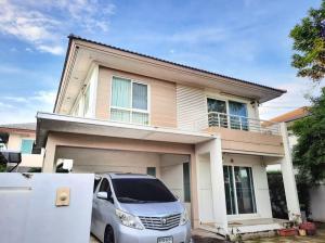 For SaleHouseBangbuathong, Sainoi : House for Sale at Pruklada Bangyai