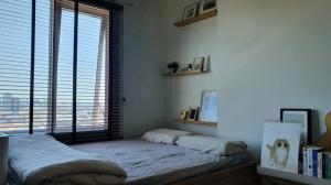 ขายคอนโดรัชดา ห้วยขวาง : ขายห้องมุม ชั้น 22 วิวสวย Chapter One Eco รัชดา-ห้วยขวาง 1 ห้องนอน 29.6 ตรม.