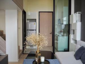 For RentCondoRama9, RCA, Petchaburi : Y4210920 ให้เช่า/For Rent Condo  Chewathai Residence Asoke (ชีวาทัย เรสซิเดนซ์ อโศก) 1นอน 35ตร.ม ห้องDuplex เฟอร์ครบ พร้อมอยู่