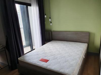 เช่าคอนโดลาดพร้าว เซ็นทรัลลาดพร้าว : N12060220  ให้เช่า/For Rent Condo  Chapter One Midtown Ladprao 24 (แชปเตอร์วัน มิดทาวน์ ลาดพร้าว 24) ห้องสตูดิโอ 28ตร.ม ห้องสวย เฟอร์ครบ พร้อมอยู่