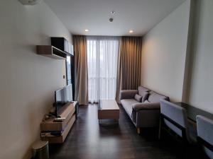 For RentCondoRama9, RCA, Petchaburi : The Line Asoke Ratchada 34 sq.m.💋 Special price 15,000/month ❤🧡💛💚💚