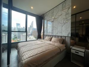 For RentCondoRama9, RCA, Petchaburi : for rent 1 bed  The esse singha 23,000 📍