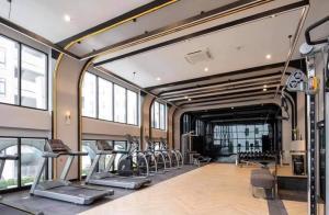 เช่าคอนโดรัชดา ห้วยขวาง : Aspire Asoke - Ratchada Stunning ✨ Deco ห้องแต่งสวยมากๆค่ะ ✨💫*Specail Price 🤭