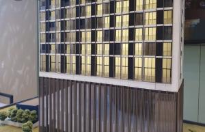 ขายดาวน์คอนโดสุขุมวิท อโศก ทองหล่อ : Owner Post ขายขาดทุน ห้อง SUPER RARE เพดานสูง 6 เมตร NOBLE STATE SUKHUMVIT 39