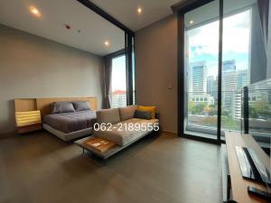 เช่าคอนโดพระราม 9 เพชรบุรีตัดใหม่ : ให้เช่า The esse singha complex 1 ห้องนอน 25,000