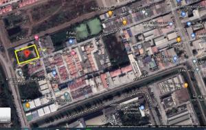 For RentLandLadkrabang, Suwannaphum Airport : ให้เช่าที่ดินเปล่า 1 ไร่ 65 ตารางวา ย่านนิคมอุตสาหกรรมลาดกระบัง ซอยกำนันเย็นอุทิศ 2