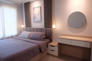 เช่าคอนโดลาดพร้าว เซ็นทรัลลาดพร้าว : ให้เช่า Life Ladprao 1 นอน 36 ตรม. ชั้น 20 ตึก B ตกแต่งสวย Fully Furnished ฟรี Wifi ราคาดีสุด!!