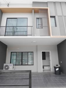For RentTownhouseVipawadee, Don Mueang, Lak Si : รหัสC4324 ให้เช่าทาวน์โฮม 2ชั้น โครงการเดอะคอนเนค ดอนเมือง เทิดราชัน31