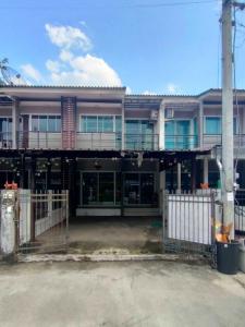 For RentTownhouseChiang Mai : Townhouse for sale/rent, near Mae Jo University, San Sai, Chiang Mai