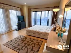 For RentCondoSukhumvit, Asoke, Thonglor : For rent  Noble Reveal Ekamai - 2bed, size 82 sq.m. Beautiful room, fully furnished.