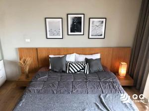For RentCondoSukhumvit, Asoke, Thonglor : For rent  Noble Reveal Ekamai - Studio, size 31 sq.m. Beautiful room, fully furnished.