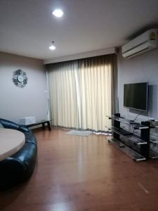For RentCondoRama9, RCA, Petchaburi : 2 bedrooms condo for rent at Belle Grand Rama 9.[ MRT Rama 9 ], [ Fully Furnished ].