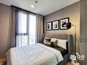 For RentCondoRama9, RCA, Petchaburi : For rent  The Base Garden-Rama 9 - 2Bed, size 51 sq.m. Beautiful room, fully furnished.