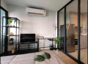 For RentCondoKasetsart, Ratchayothin : Ciela Sripatum for rent Studio room 22 sq.m. fl.20 Fully furnished, Ready move in near BTS Sripatum