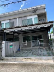 For RentTownhouseSamrong, Samut Prakan : ทาวน์โฮมให้เช่าบางนา กม 26  หมู่บ้าน อินดี้บางนา อ. บางเสาธง 2ห้องนอน 3ห้องน้ำ เฟอร์ครบ  หลังมุมสวย