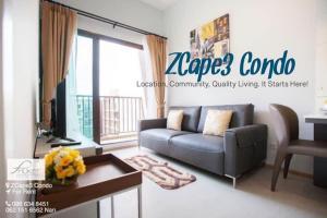 For RentCondoPhuket, Patong : Zcape III Condominium For Rent