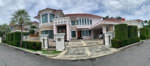 ขายบ้านปิ่นเกล้า จรัญสนิทวงศ์ : BS258 ขายบ้านเดี่ยว2ชั้น 4ห้องนอน 4ห้องน้ำ สวยหรู แกรนด์บางกอกบูเลอวาร์ด สาทร-ราชพฤกษ์  เขตตลิ่งชัน  ราคาขายพิเศษ 25ล้าน