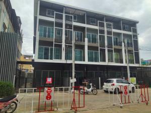 For SaleShophouseRathburana, Suksawat : หลังสุดท้าย โครงการขายเอง ทาว์นโฮม ประชาอุทิศ 62