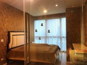 ขายคอนโดวงเวียนใหญ่ เจริญนคร : Condo for sale, The River, Charoen Nakhon, 1 bedroom,  size 55.33 sqm.