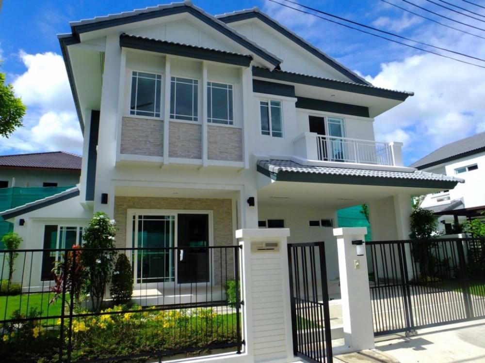 เช่าบ้านเชียงใหม่ : (Owner) ให้เช่าบ้าน หมู่บ้านสีวลี เลควิว อำเภอเมือง เชียงใหม่