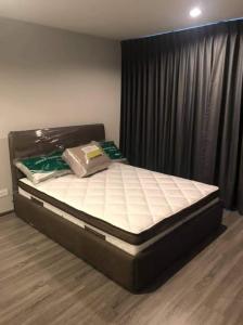 เช่าคอนโดสุขุมวิท อโศก ทองหล่อ : Ideo Mobi Sukhumvit 40 Condo for rent : 1 bedroom for 41 sqm with bathtub on 7th floor with fully furnished and electrical appliances.Just 600 m. to BTS Ekkamai and 900 m. to BTS Thonglo.Rental only for 17,000 / m.