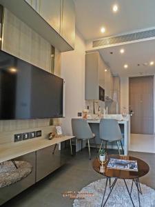 เช่าคอนโดพระราม 9 เพชรบุรีตัดใหม่ RCA : ให้เช่า The Esse at Singha Complex 1 ห้องนอน ชั้นสูง 36 ตรม. ห้องใหม่ เพียง 20,000 บาท ต่อเดือน