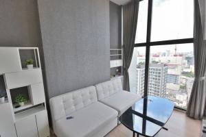 For RentCondoRama9, RCA, Petchaburi : ให้เช่าคอนโด ชีวาทัย เรสซิเดนซ์ อโศก *ห้อง Loft Duplex * ใกล้ MRT พระราม 9