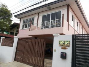 For RentHouseKaset Nawamin,Ladplakao : RH599 ให้เช่าบ้านเดี่ยว 2 ชั้น 52 ตรว. 3 ห้องนอน 3 ห้องน้ำ แอร์ 3 ตัว ลาดปลาเค้า 72 ใกล้เซ็นทรัลรามอินทรา