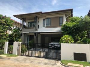 For SaleHousePinklao, Charansanitwong : Hot ขายด่วน !! บ้านเดี่ยว 2 ชั้น โครงการหรูสังคมดี หมู่บ้านเศรษฐสิริ ราชพฤกษ์ – จรัญฯ SETTHASIRI RATCHAPHRUEK-CHARAN