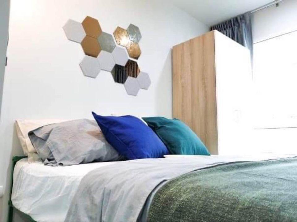 เช่าคอนโดอ่อนนุช อุดมสุข : ให้เช่าคอนโด 1ห้องนอน ใกล้ BTS อ่อนนุช เพียง 8500 บาท [ Regent Home สุขุมวิท 81 ]