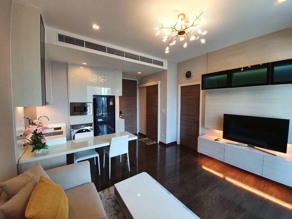 For SaleCondoRama9, RCA, Petchaburi : ห้องสวย : Q Asoke ติด MRT เพชรบุรี
