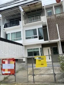 For RentTownhousePattanakan, Srinakarin : 🔥เช่าทาวน์โฮม 3ห้องนอน ถูกๆ โครงการ Banmai บ้านใหม่ พระราม 9-ศรีนครินทร์