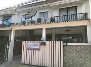 For RentTownhouseLadkrabang, Suwannaphum Airport : ให้เช่าทาวน์โฮมพฤกษา 58/2 ซ.วัดศรีวารีน้อย ราคาสวย ทำเลดี ฮวงจุ้ยดี