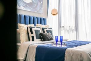 For SaleCondoSukhumvit, Asoke, Thonglor : 🔥Risa00605 Condo for sale, Beatniq sukhumvit32, size 80.26 sqm, 15th floor, 2 bedrooms, 2 bathrooms *sell with tenant*