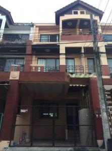 เช่าทาวน์เฮ้าส์/ทาวน์โฮมบางใหญ่ บางบัวทอง ไทรน้อย : 🎈ให้เช่า/ขายทาวน์โฮม 3 ชั้น หมู่บ้าน ธนกาญจน์ ติดถนนรัตนาธิเบศร์ 🎈   #MRTสามแยกบางใหญ่