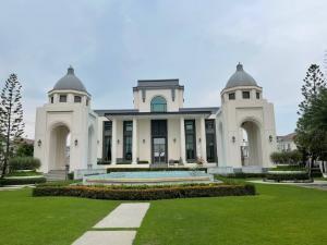 "For RentHouseKaset Nawamin,Ladplakao : Rental/Selling : Luxury House With Full Furnitures in ""Grandio Ladprao-Kaset Nawamin"""
