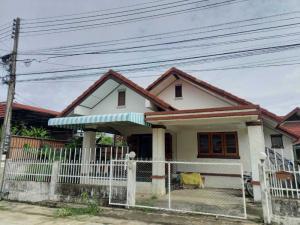 ขายบ้านเชียงใหม่ : 31-RI ขายบ้านชั้นเดียวใกล้เเยกรวมโชค หมู่บ้าน ศิริพร 1 ราคาไม่แพง เพียง 1.65 บาทพร้อมโอน