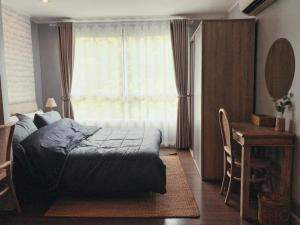 For RentCondoChiang Mai : ขาย/ให้เช่า Dcondo campus resort chiangmai เช่า เดือนละ 8,500 บาท สัญญา 1 ปี