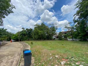 For SaleLandRangsit, Patumtani : 🏡🌳✨ที่ดินริมน้ำ ตั้งอยู่ภายในหมู่บ้าน  ✨ขนาด 168 ตร.ว. ถมแล้วพร้อมสร้างบ้าน✔️หมู่บ้านติดถนนพหลโยธิน 60 ใกล้สนามบินดอนเมืองเพียง 10 นาที