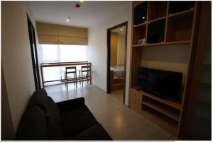 For RentCondoRama9, RCA, Petchaburi : 🔥ถูกสุดในโครงการ 🏢 RHYTHM ASOKE 🚝 ใกล้ mrt พระรามเก้า 🤩 ห้อง 1 นอน เช่าเพียง 12k 😍