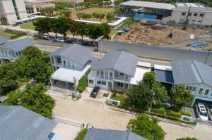 ขายบ้านมีนบุรี-ร่มเกล้า : ขายด่วนถูกมาก!! บ้านเดี่ยว 2 ชั้น โครงการ ฮาบิเทีย โมทีฟ ปัญญารามอินทรา (Habitia Motif Panyaintra) แบบบ้าน GRACE
