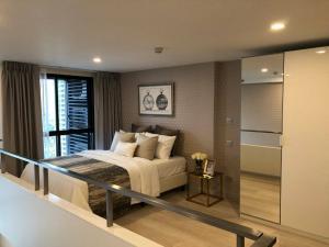For RentCondoSathorn, Narathiwat : Condo for rent, Knight Bridge Prime, Sathorn, Duplex room 44 sq.m., fully furnished, near BTS Chong Nonsi