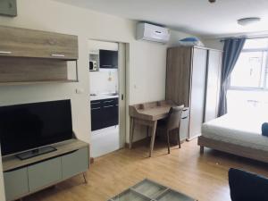For RentCondoOnnut, Udomsuk : 🌈R € N T The Link 3  เช่าคอนโด เดอะ ลิ้งค์ 3 ▶️ 1 Bed /  31 Sqm  7th  floor