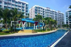 For SaleCondoPattaya, Bangsaen, Chonburi : Urgent sale Dusit Grand Park Condo Pattaya.