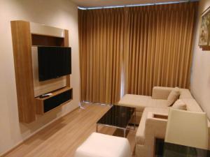 For SaleCondoSathorn, Narathiwat : Rhythm Sathorn for sell 8.6MB. 1 bedroom 38 sq.m. fl.30 Fully furnished, Ready move in near BTS Chongnonsri