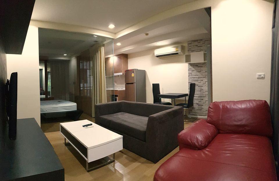 For RentCondoOnnut, Udomsuk : 1 bedroom 46 sq.m. for rent at Abstracts Sukhumvit 66/1.[ Near BTS Udomsuk ].
