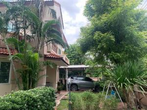 ขายบ้านนวมินทร์ รามอินทรา : CH325-BH-SE ขายบ้านเดี่ยว 86 ตรว บุรีรมย์ คู้บอน 41 บ้านใหญ่สวนสวย แปลงสวยมีพื้นที่