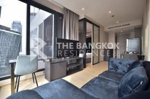 For RentCondoRama9, RCA, Petchaburi : 🌟<RENT> Ashton Asoke-Rama9 🌟 1B1B 39 SQM., High floor, unblocked city view, 100m. to MRT Rama9