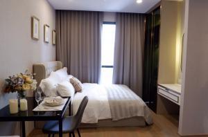 เช่าคอนโดสยาม จุฬา สามย่าน : Ashton Chula ให้เช่า 1 ห้องนอน 25 ตร.ม. ชั้น 20 เฟอร์ครบพร้อมอยู่ใกล้ MRT สามย่านเดินทางสะดวก